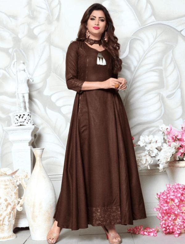 cotton kurti dress